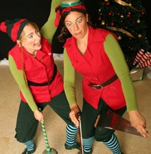 Les Lutins clownesques, Duo spectacle -005-
