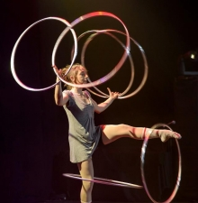 Hula Hoop Ambulant et Spectacle -012-