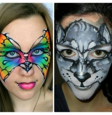 -014-    Maquillages Artistiques