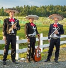 Les Mariachis (Musique Mexicaine) -060-