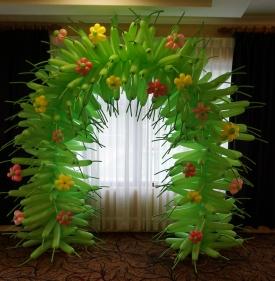 Confections d'Arches en ballons -053-