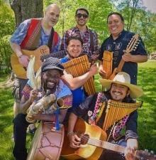 Groupe de musique latino / festif -105-