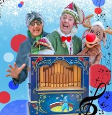 -115-   Spectacle de Noël Jeunesse : Le noël du gentil géant