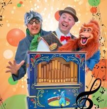 Spectacle Jeunesse : L'orgue du gentil Géant  -087-