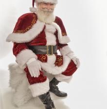 -134-   Le Père Noël Dany