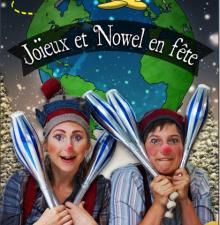 -005-   Spectacle du duo de lutine cirque et comédie