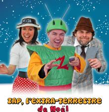 Zap l'Extraterrestre de Noël -140-