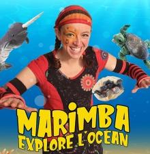 Marimba explore l'océant -141-