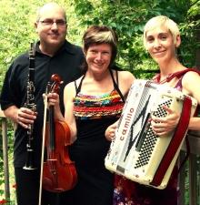 Trio Musique du monde -135-