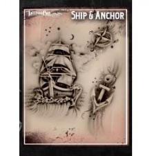 -186- Tatoo tempraire thématique pirate