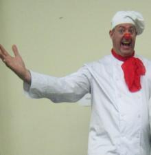 -180- Fernand le chef cuisinier mêlé !
