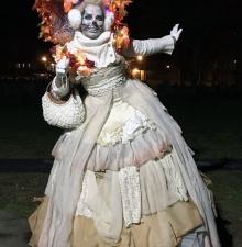 -182- L'Épouvante Demoiselle en échasse