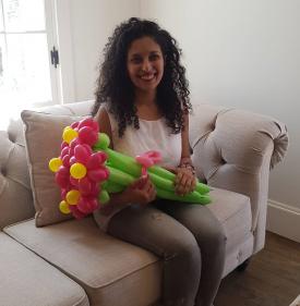 -067-    Livraison de bouquet de fleurs en ballons