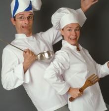 Les Chefs Loufoques, animation déambulatoire humoristique (036)