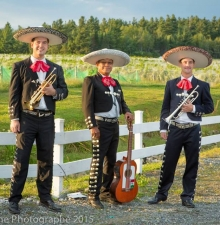 Les Mariachis, animation musicale mexicaine (060)