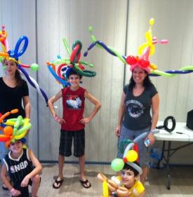 Ateliers de Sculpture de Ballons, pour tous (059)